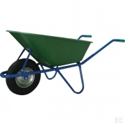 Wheelbarrow 100L Poly Body
