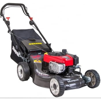 MASPORT Petrol Lawnmower Contractor Combination