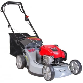 MASPORT Petrol Lawnmower Widecut 800 AL SP