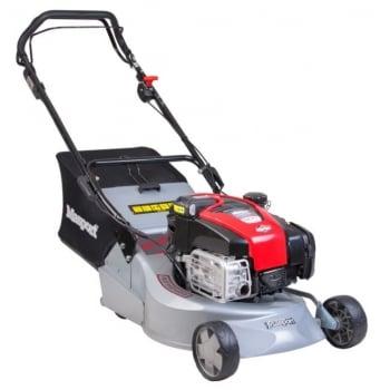 MASPORT RRSP 18 IN START Petrol Roller Lawnmower