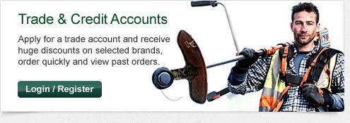 Trade & Credit Accounts