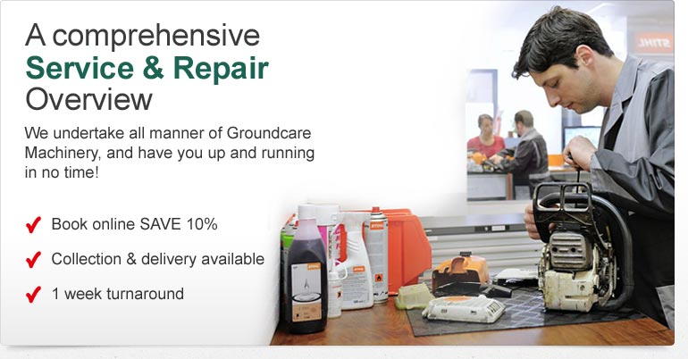 Service & Repair Overview