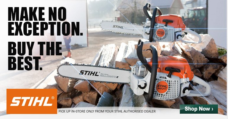 STIHL CHAINSAW DISCOUNT