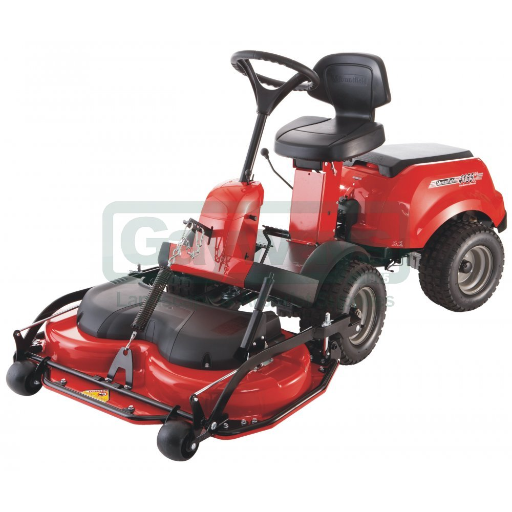 Mountfield 4155h Out Front Rider Mountfield From Gayways Uk