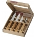 OPINEL Beechwood Kitchen Knife Set