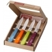 OPINEL Set of 4 N°112 Paring Knives - Sweet Pop Colours