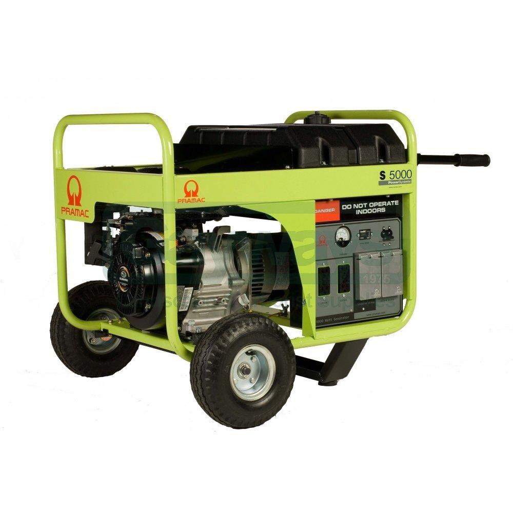S5000 4 1kw Generator