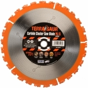 Terrasaur Carbide Cluster Demolition Blade