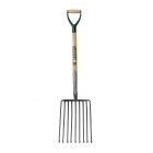 "Bulldog Potato Fork 30"" - 9 Prongs"