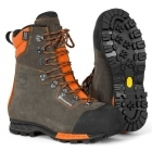 HUSQVARNA Functional Chainsaw Leather Boots F24 Class 2