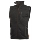 HUSQVARNA Xplorer Fleece Vest Men Granite Grey