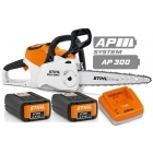 "STIHL Cordless Chainsaw MSA 200 C-BQ 14"" (Unit Only)"