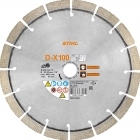 STIHL DX100 Diamond Cutting Wheel
