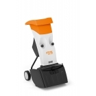 STIHL GHE 105 Compact electric shredder with feed chute