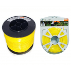 STIHL Square Yellow Brushcutter Line