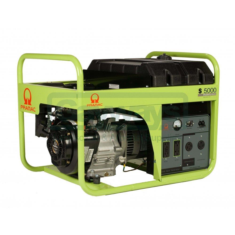 Pramac S5000 4 1kw Generator