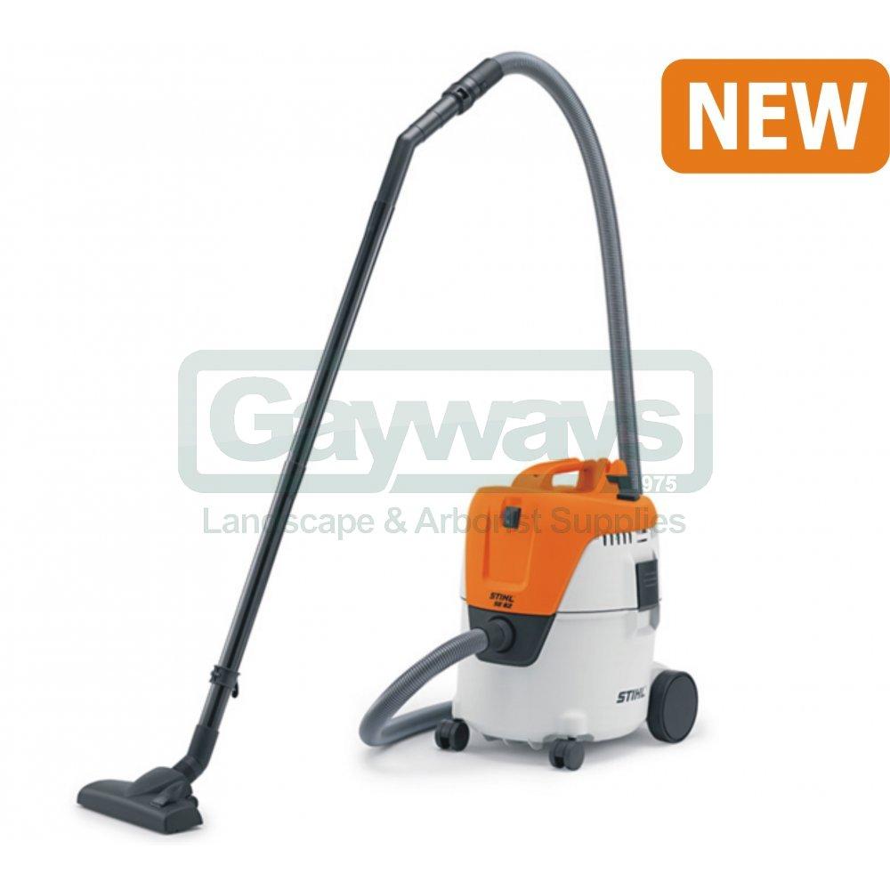 Stihl Se62 Electric Vacuum Cleaner Stihl From Gayways Uk