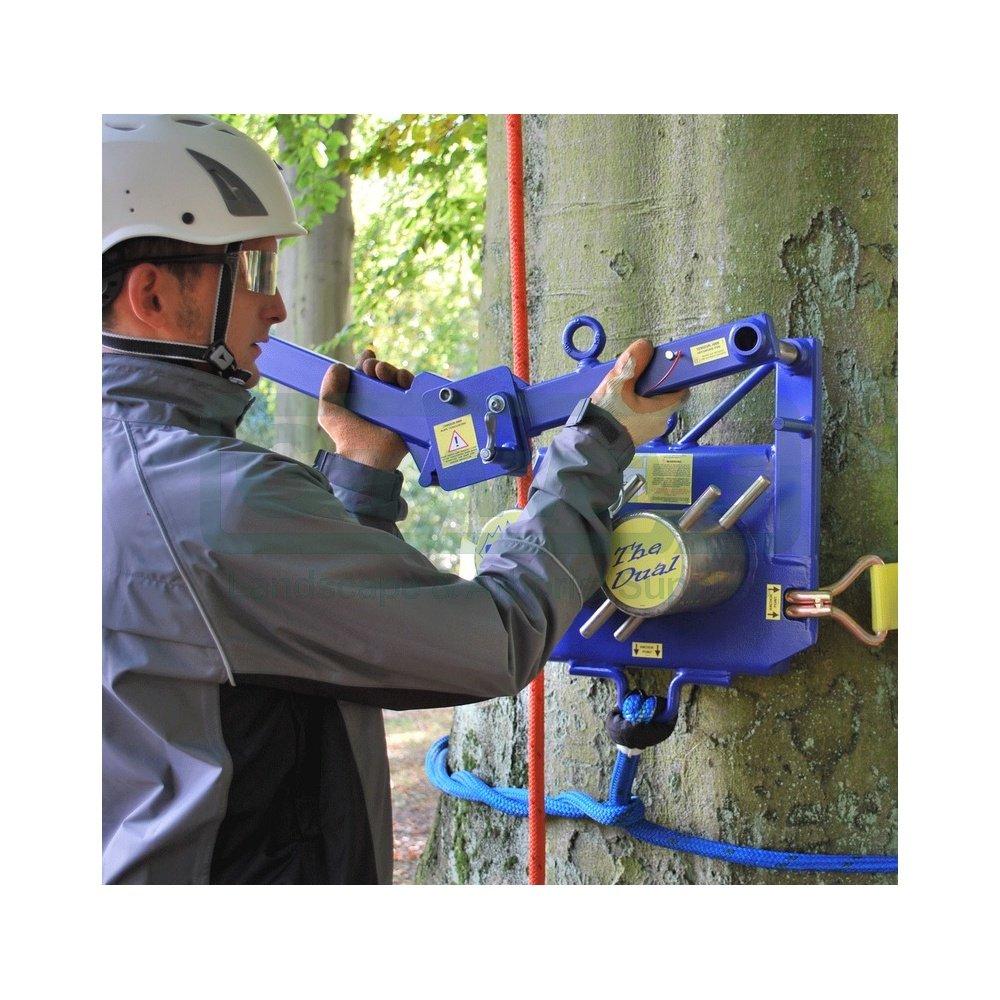 ... Karabiner & Tool Clips & Mallions STEIN Dual Bollard Lowering Device