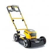 STIGA Multiclip 50 S AE 48cm 80 Volt Cordless Mulching Self-Propelled Lawnmower
