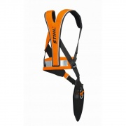 STIHL ADVANCE PLUS Universal Harness Hi-Visibility Orange