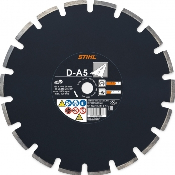 STIHL DA5 Diamond Cutting Wheel