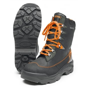 STIHL DYNAMIC RANGER GTX Leather Chainsaw Boots