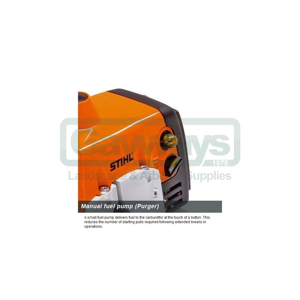 STIHL FR460TC-EM Petrol Backpack Brushcutter - STIHL from