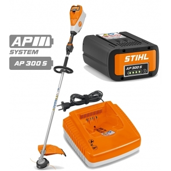 STIHL FSA 135 R Cordless Brushcutter
