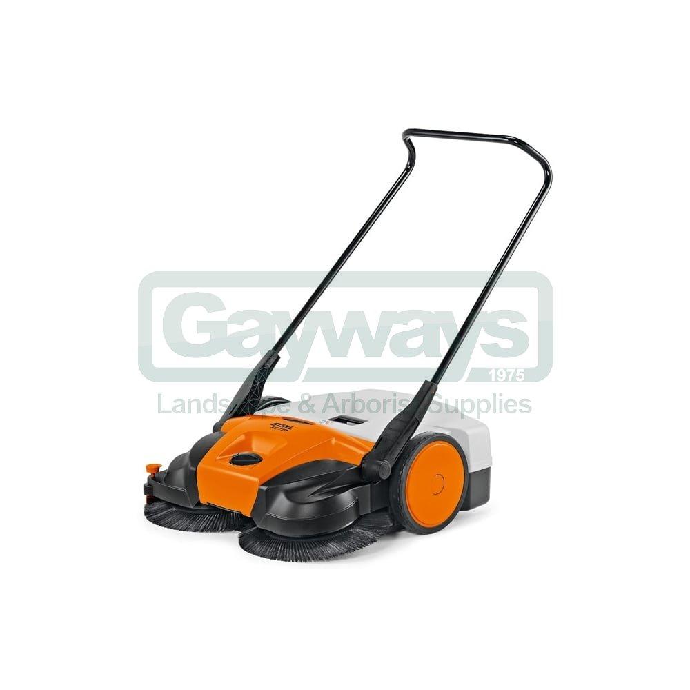 Stihl Blower 770 : Stihl kg manual sweeper from gayways uk
