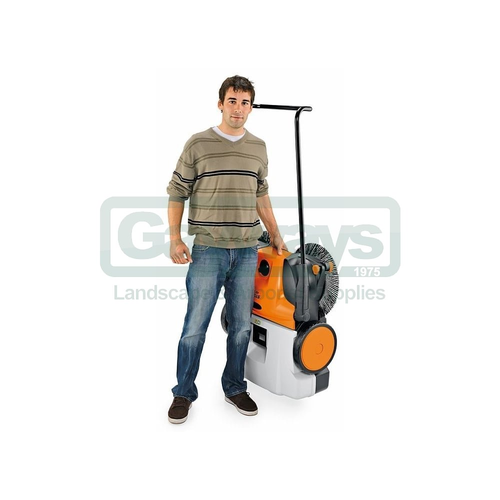 Stihl Blower 770 : Stihl kg manual sweeper from gayways uk