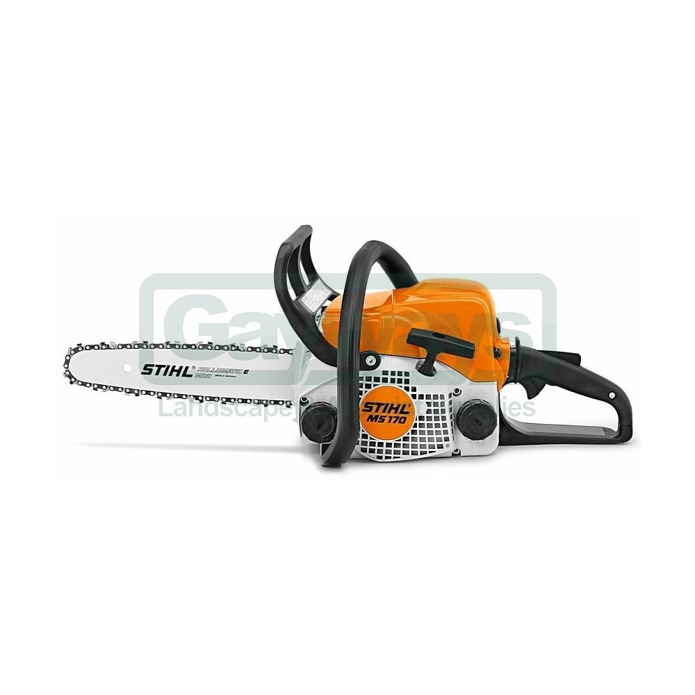 stihl stihl ms 170 stihl from gayways uk. Black Bedroom Furniture Sets. Home Design Ideas