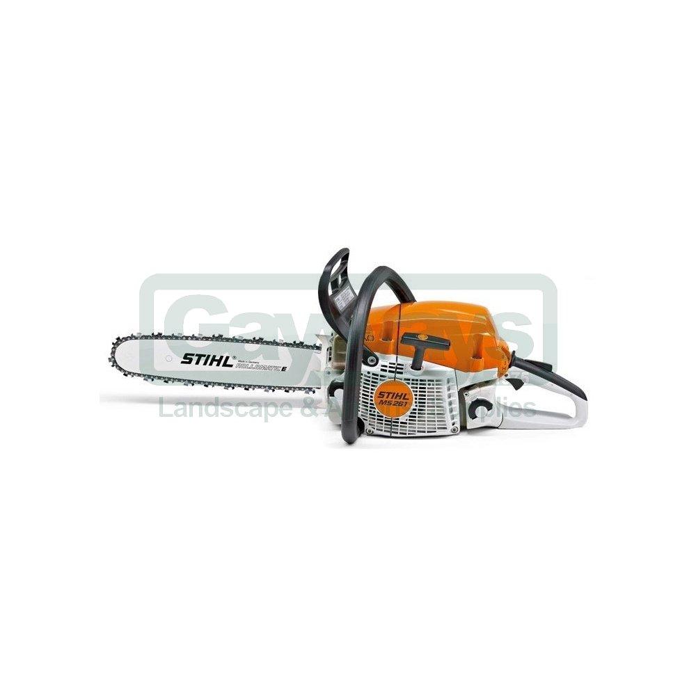 Stihl ms261 petrol professional chainsaw stihl from - Stihl ms 261 ...