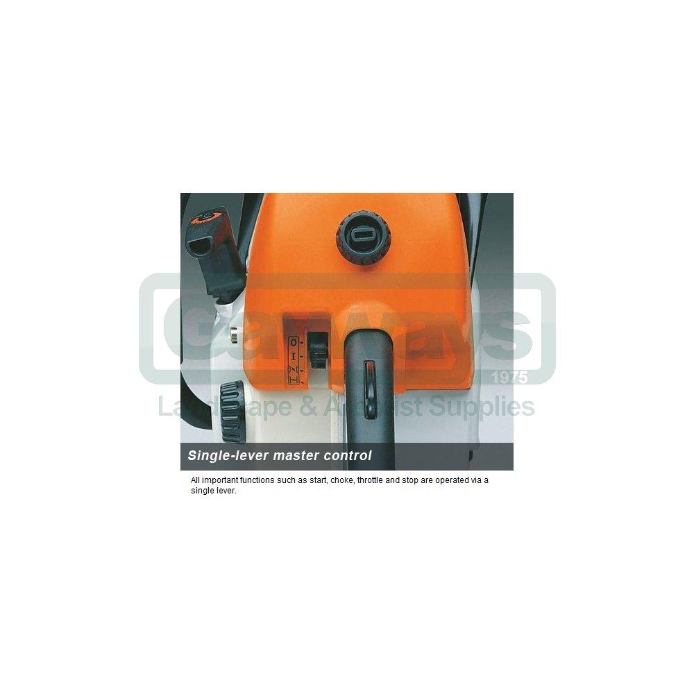 STIHL MS660 Petrol Professional Chainsaw - STIHL from Gayways UK