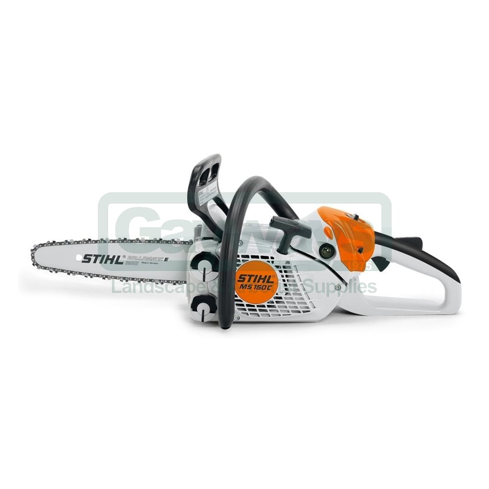 stihl stihl petrol chainsaw ms 150 c e stihl from gayways uk. Black Bedroom Furniture Sets. Home Design Ideas