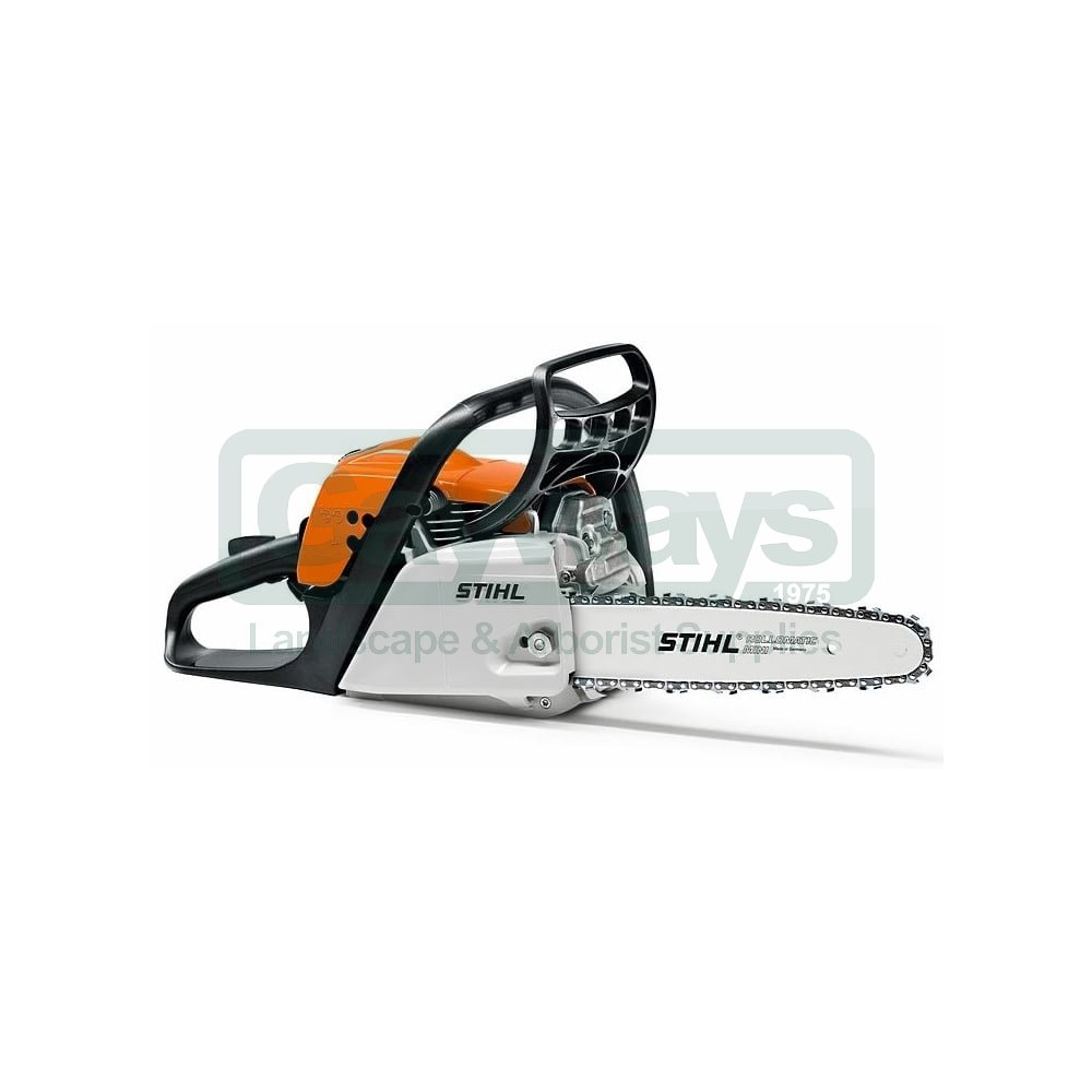 stihl stihl petrol chainsaw ms 181 stihl from gayways uk. Black Bedroom Furniture Sets. Home Design Ideas