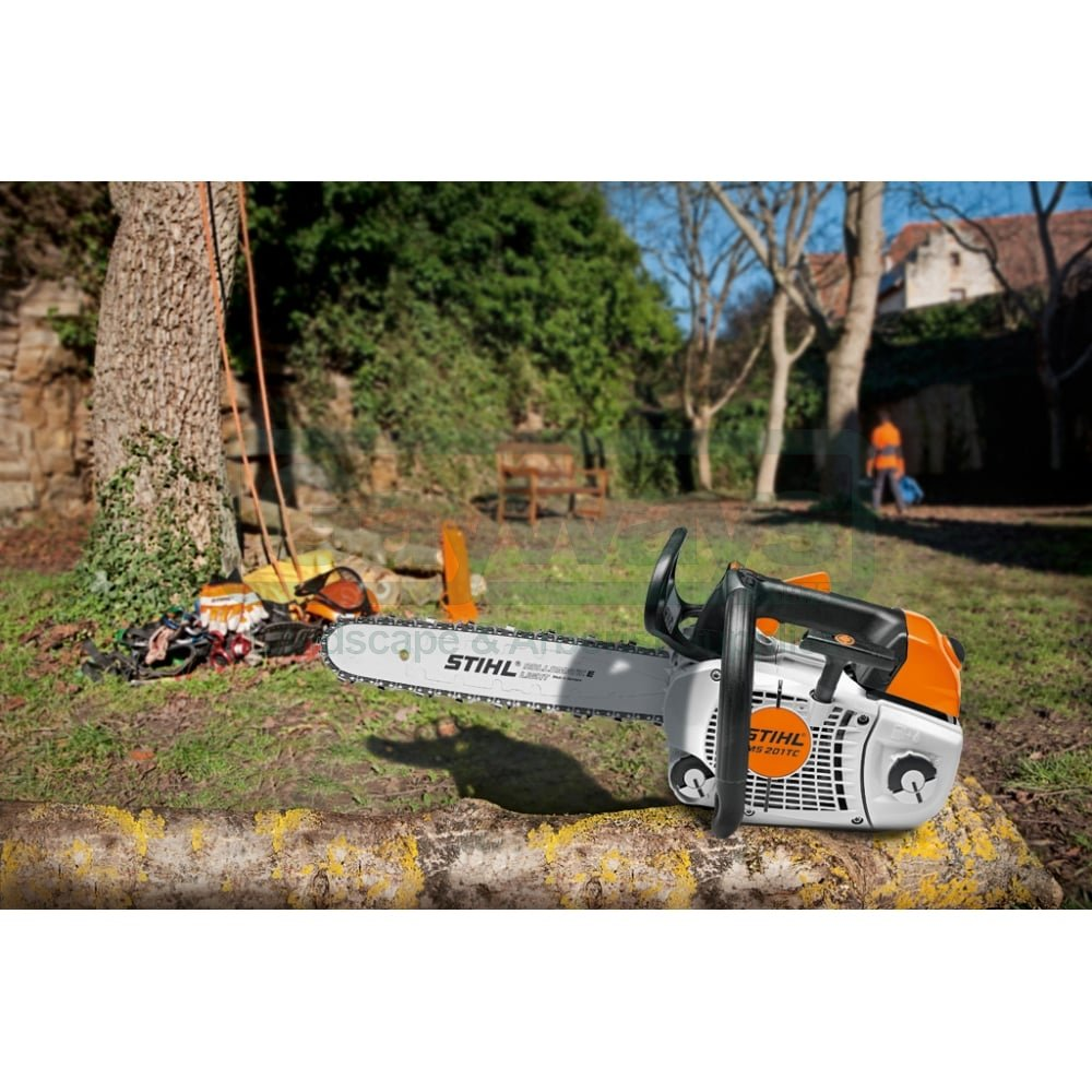 Stihl Petrol Chainsaw Ms 201 Tc M From Gayways Uk Parts Diagram Oil Pump Free Engine Image For