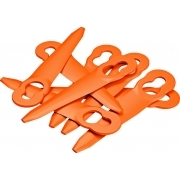 STIHL Plastic Blade Set for FSA 45 Grass Trimmer