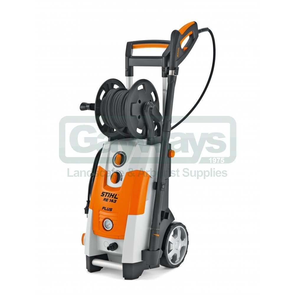 stihl re143 pressure washer stihl from gayways uk. Black Bedroom Furniture Sets. Home Design Ideas