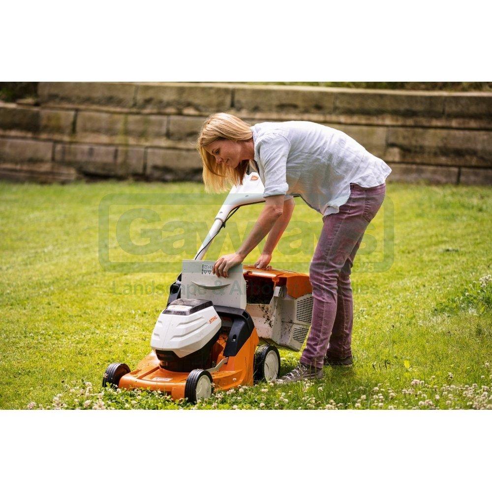 Stihl Stihl Rma 443 Tc Lawn Mower Stihl From Gayways Uk