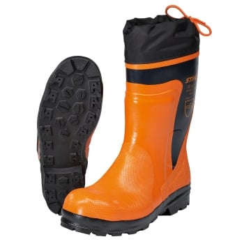 STIHL STANDARD Rubber Chainsaw Boots