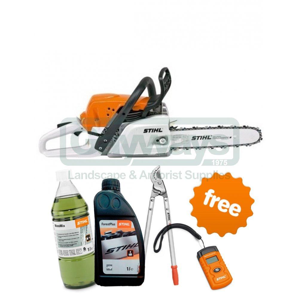 Damestas petrol : Stihl ms petrol domestic chainsaw from
