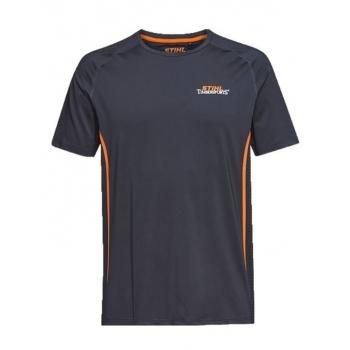 STIHL Tec Functional Grey Shirt