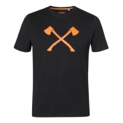 COPY - STIHL Mens ''AXE'' T-Shirt