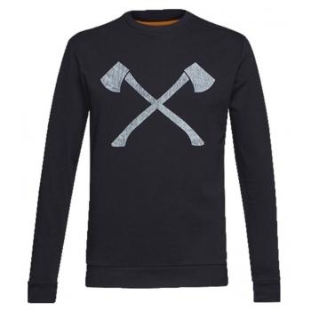 STIHL Timbersports Axe Sweatshirt with Grey Logo
