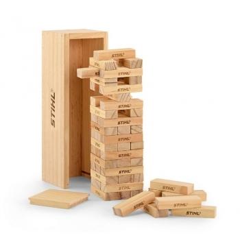 STIHL Wood Stacking Tower Game