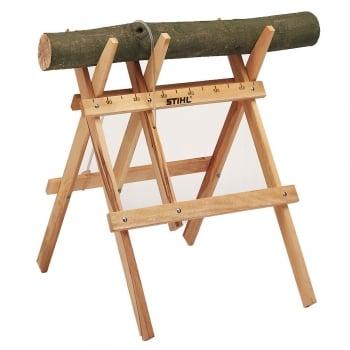 STIHL Wooden Sawhorse