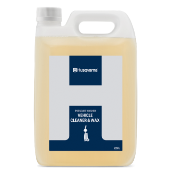 HUSQVARNA Vehicle Cleaner and Wax Cleaning Solution By HUSQVARNA
